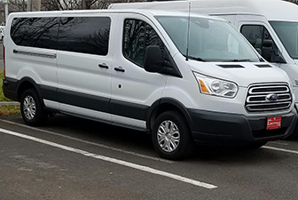 Ford Executive Van