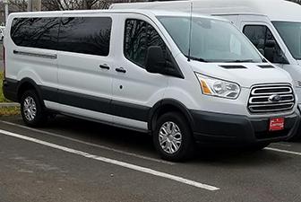 Ford Executive Van